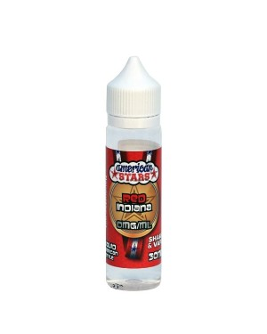 Mix and Vape American Stars Red Indiana