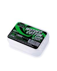 Οργανικό Βαμβάκι Wotofo Agleted 3mm