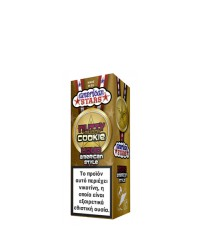 Υγρό Αναπλήρωσης American Stars Nutty Buddy Cookie 10ml TPD